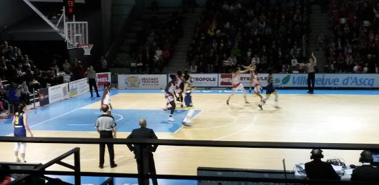 D gustation de nos vins lors d un match de coupe d europe de basket vitisvintage - Coupe d europe de basket feminin ...